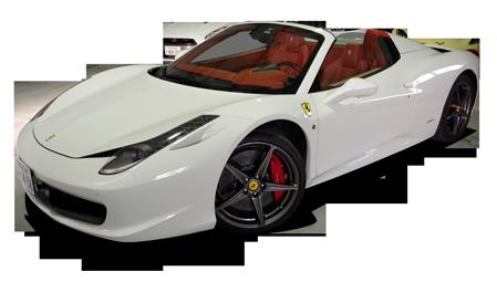 Ferrari – 458 Spider