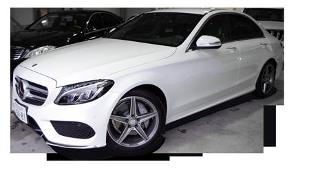 MercedesBenz – C200 Sports Edition
