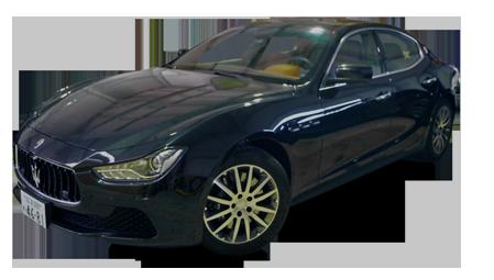 Maserati –     ghibli S