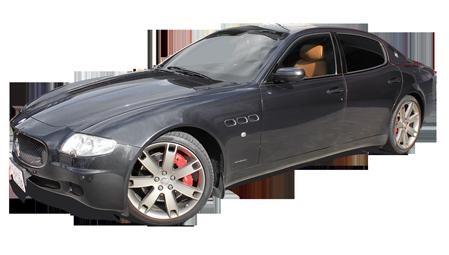 Maserati – Quattroporte