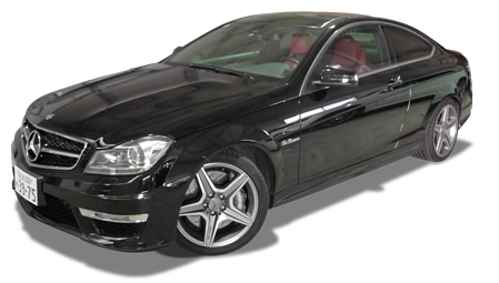 MercedesBenz – C63 AMG Coupe
