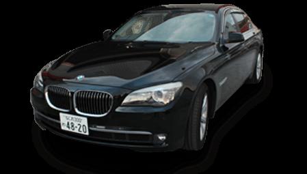 BMW – F01 740i