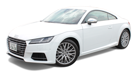 Audi – TTS Coupe
