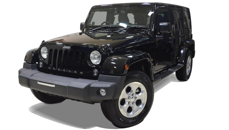 Jeep – Wrangler Unlimited Sahara