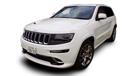 Jeep – Grand Cherokee SRT8